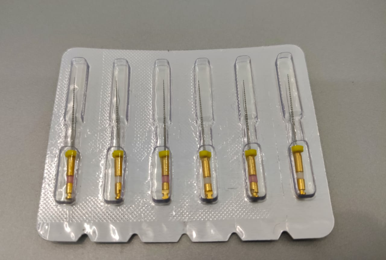 Lima Univy Glide Path (C/6 Unidades)  - Dental Paiva