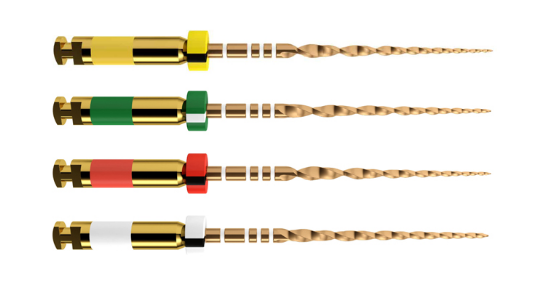 Lima Wave One Gold(C/4 Unidades Sortidas) - Dentsply  - Dental Paiva