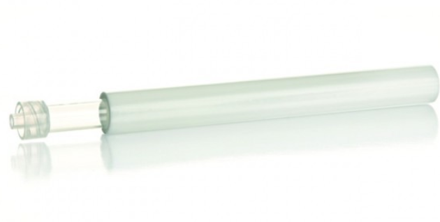 Luer Vacuum Adapter (C/10 Unidades) - Ultradent  -  Dental Paiva