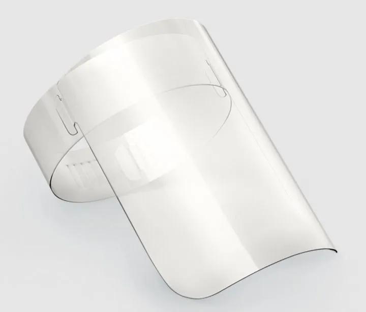 Mascara de Proteção (Face Shield) - Microdont  -  Dental Paiva