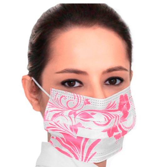 Mascara Descartável Tripla Colorida (C/10 Unidades) - 2i  - Dental Paiva