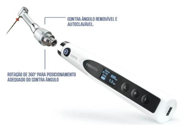 Motor Endodôntico Endopen Wireless  Schuster  - Dental Paiva
