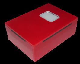 Negatoscopio LED Periapical Design Novo (s/ suporte)  -  Dental Paiva