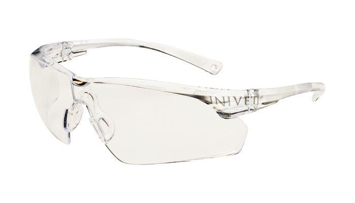 Óculos de Proteção Importado  (Transparente) - Univet  -  Dental Paiva