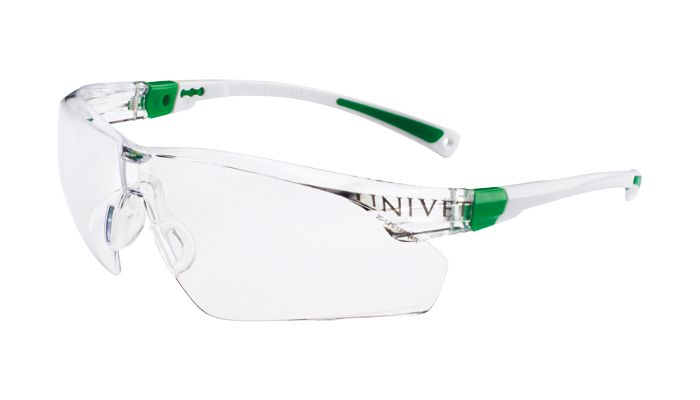 Óculos de Proteção Verde - Univet  - Dental Paiva