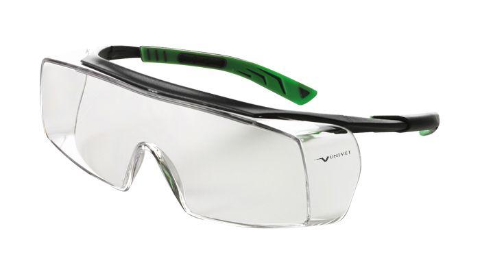 Óculos de Proteção Importado (Para uso em conjunto com Óculos de Grau ) - Univet  -  Dental Paiva