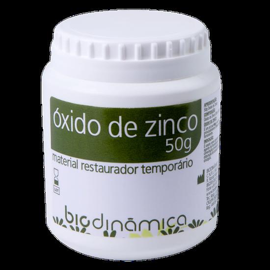 Óxido de Zinco - Biodinâmica  -  Dental Paiva