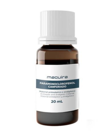 Paramonoclorofenol Canforado (PMCC)- Maquira  - Dental Paiva