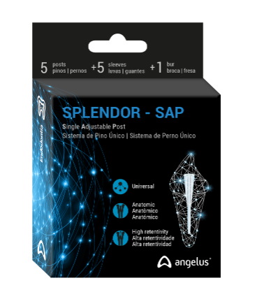Pino Splendor (SAP) - Angelus  -  Dental Paiva