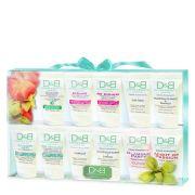 Coleção Divina: Cremes, Hidratantes, Chá Verde, Esfoliantes, Protetor Solar Facial Corporal D&B