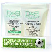 Kit Proteja-se Antes e Depois do Esporte com o tema Futebol