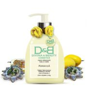Maracujá Creme Hidratante Divina & Beauty 250g