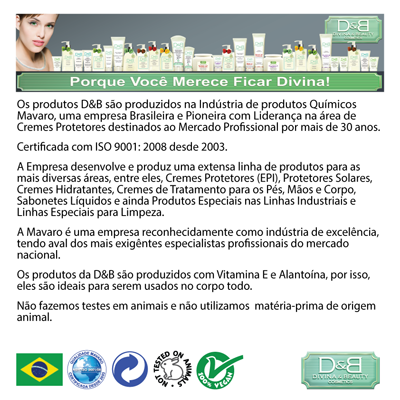 Creme Hidratante Night Of Passion Mãos e Corpo Divina Beauty revitaliza e perfuma
