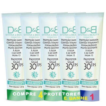 Eu quero 4 Protetores D&B