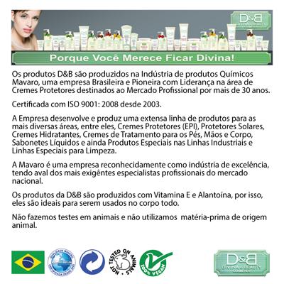 Protetor Solar Esporte Futebol Divina & Beauty 3 Kits
