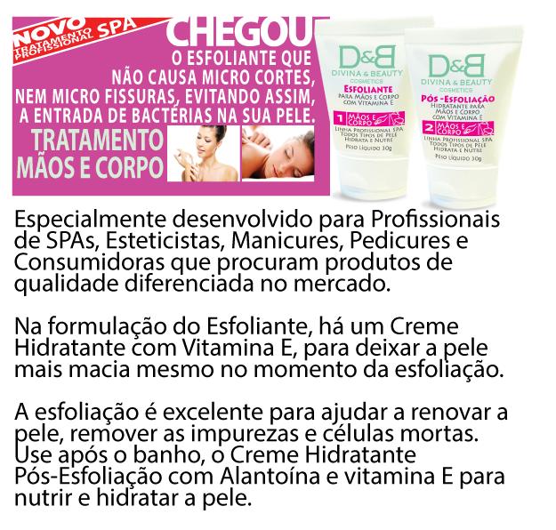 Toalha de Lavabo 100% Algodão mais Kit Linha SPA Mãos e Corpo Divina & Beauty