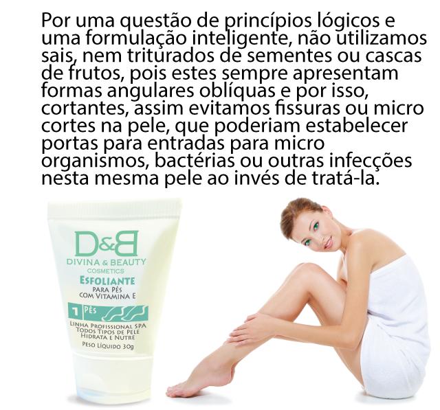 Toalha de Lavabo 100% Algodão mais Kit Linha SPA Pés Divina & Beauty