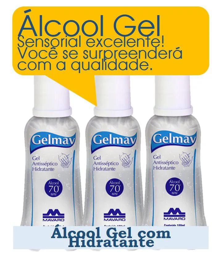 Trio Alcool Gel