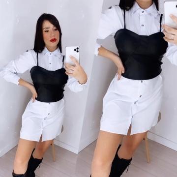 Chemise Vestido Blusão Juliette 2.0