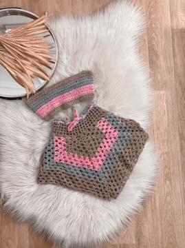 Conjunto de Crochê