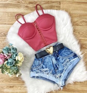 Shorts Jeans Camila
