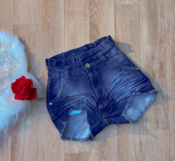 Shorts Jeans - Cris
