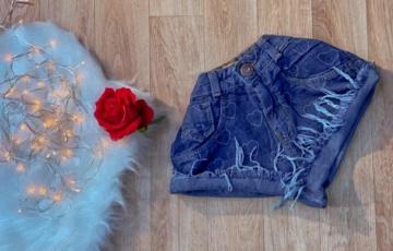 Shorts Jeans Love