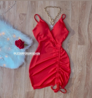 Vestido Feminino Suellen