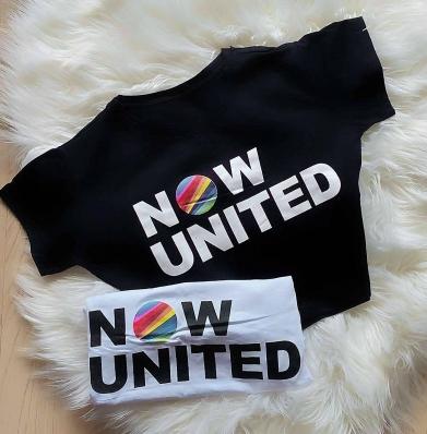 Blusa T-Shirt Cropped Feminino Now United