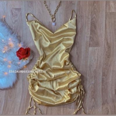 Vestido Feminino Cetim 2.0