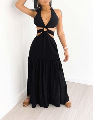 Vestido Feminino Longo Ibiza