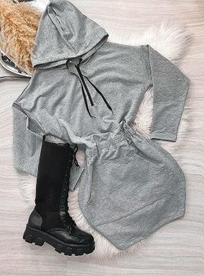 Vestido Feminino Moletinho