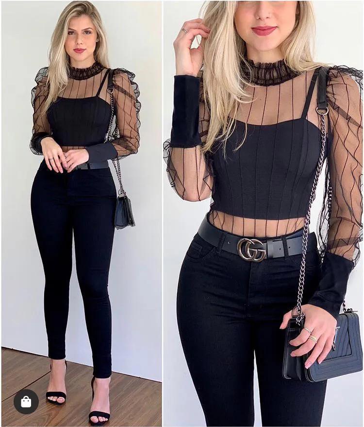 Calça Jeans - Lisa
