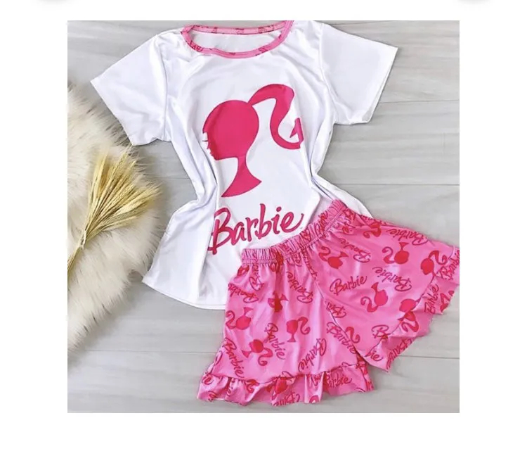 Pijama Barbie Girl