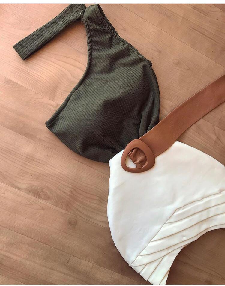 Shorts Saia Poliamida