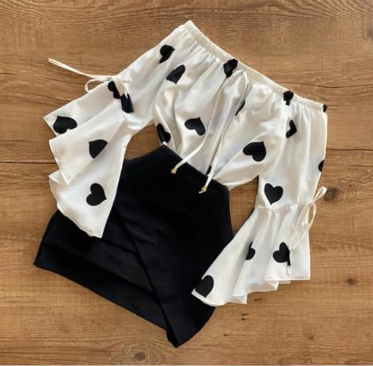 Shorts Saia Priscila
