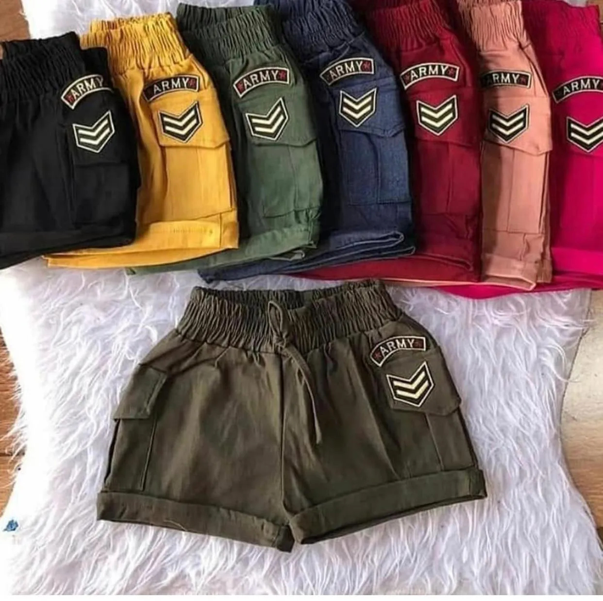 Shorts Army