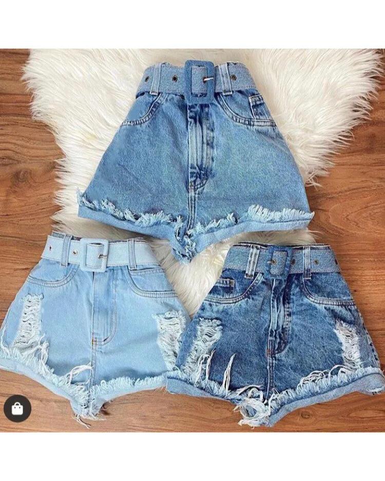 Shorts Jeans Ana