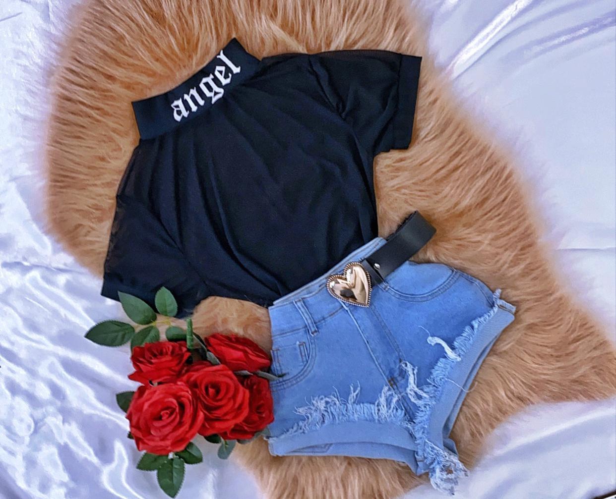 Shorts Jeans Bianca