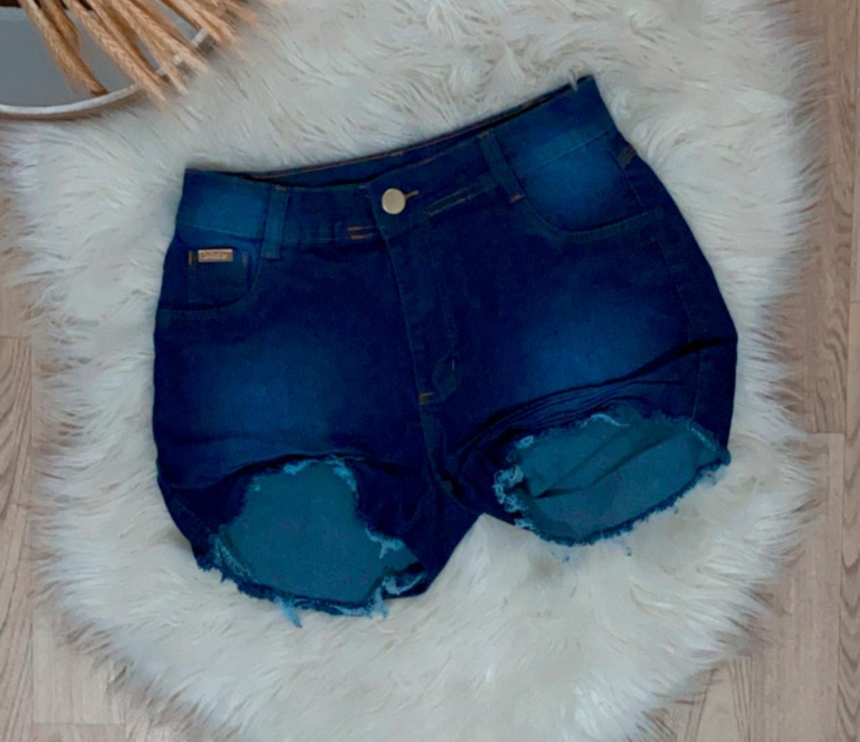 Shorts Jeans Fe