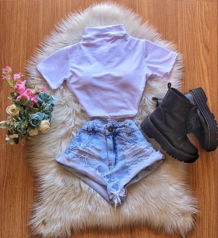 Shorts Jeans Isabella