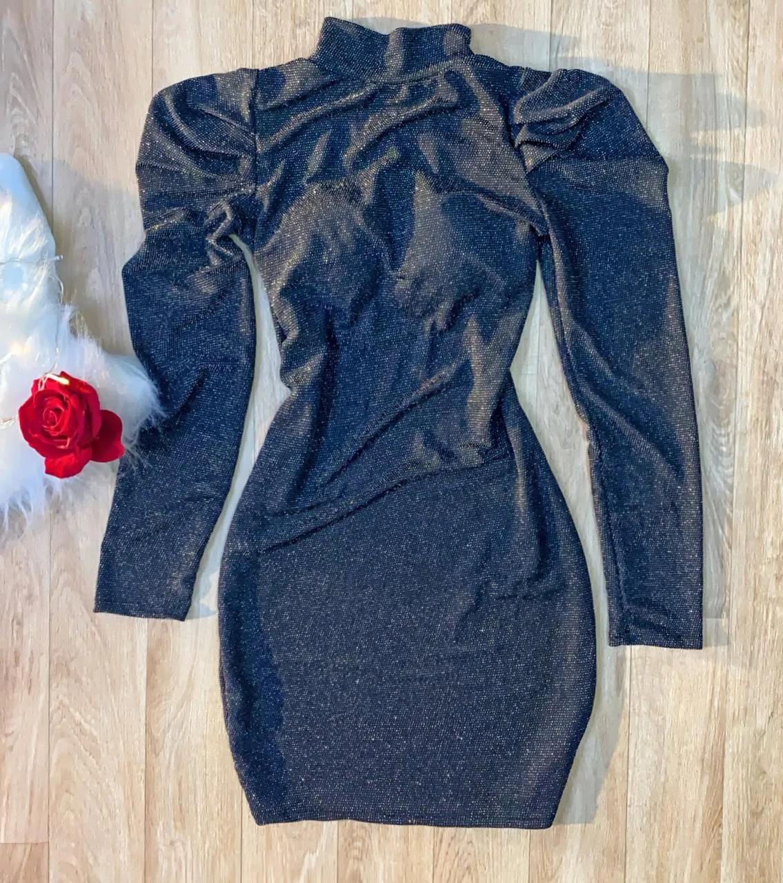 Vestido de Lurex