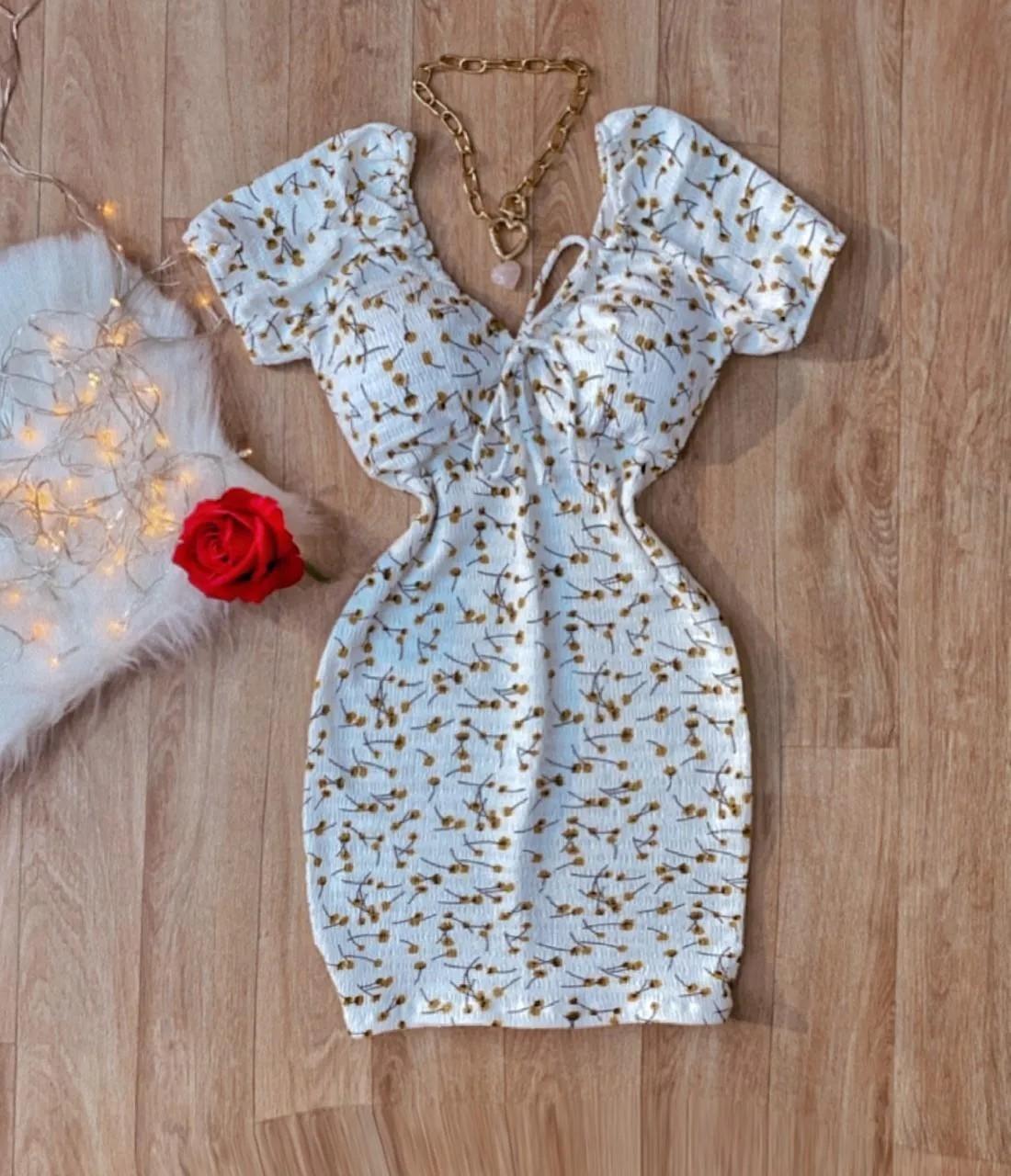 Vestido Desejo - Floral