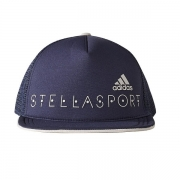 Boné Feminino Adidas Stellasport  Trucker Aba Reta Stella Mccartney
