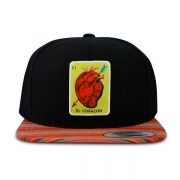 Boné True Heart Aba Reta El Corazon Cap Hip Hop Sp Top