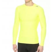 Camisa Compressão adidas Techfit Térmica Manga Longa Bq5999