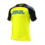 Camisa de compressão Adidas Techfit crossfit musculação AB4692