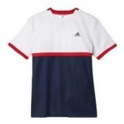 Camiseta adidas Infantil Juvenil Climalite Tenista Atleta