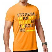 Camiseta Estampada Reebok Fitness Academia Passeio Z91972