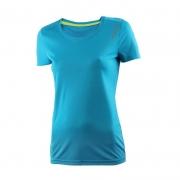 Camiseta Feminina Reebok Delta Para Academia Corrida De Rua